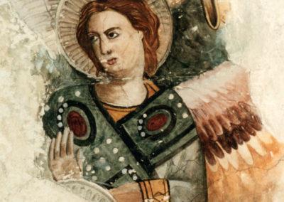 Fresque ange.