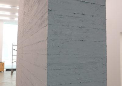 Pour Valentin Carron et Mais Thu-Perret: mur en béton.